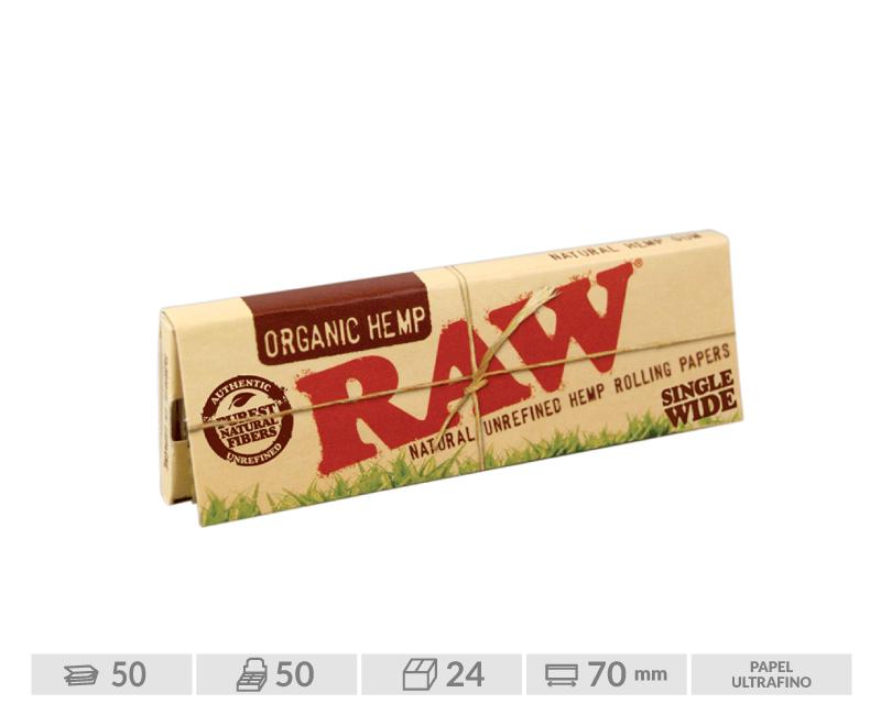 EXP 50 RAW REGULAR ORGANIC