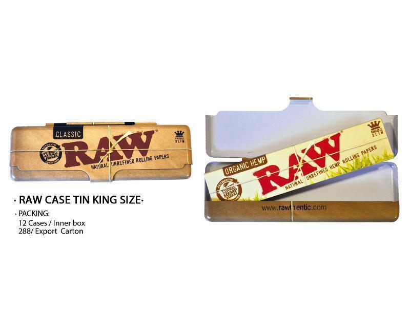 EXP 12 RAW CASE TIN KS
