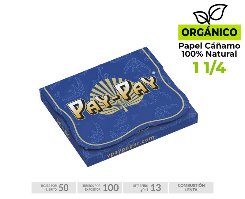 EXP 100 LIBRITOS PAPEL PAY PAY 1 1/4